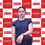 Senco Gold & Diamonds signs acclaimed Indian sprinter   DUTEE CHAND as the new face of the brand